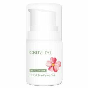 CBD Clearifying Skin Bio-Naturkosmetik von CBD Vital