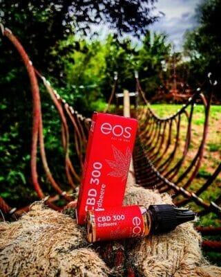 300 mg CBD E-Liquid von eos online kaufen