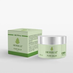 Herbliz Pure Balm 750mg CBD