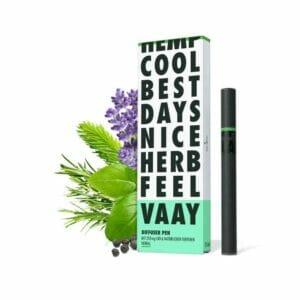VAAY CBD Diffuser Pen Herbal