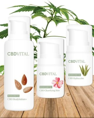 Bio Naturkosmetik von CBD Vital