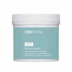 CBD Vital Relax Komplex unterstützt die innere Balance von CBD Vital