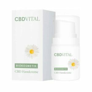 CBD Handcreme von CBD Vital online kaufen