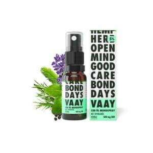 CBD Öl Mundspray Herbal Vaay